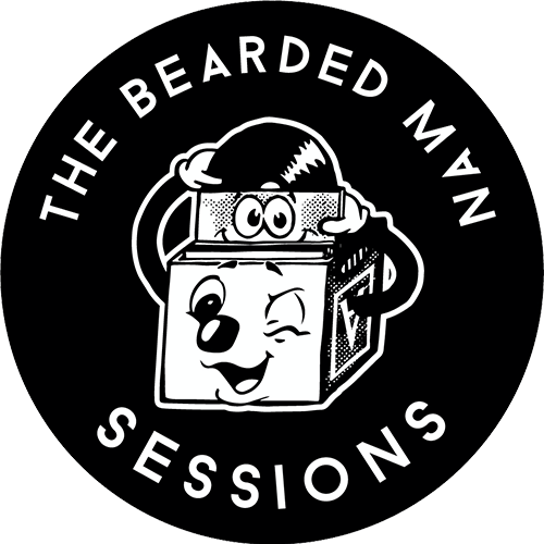 The Bearded Man Sessions logo